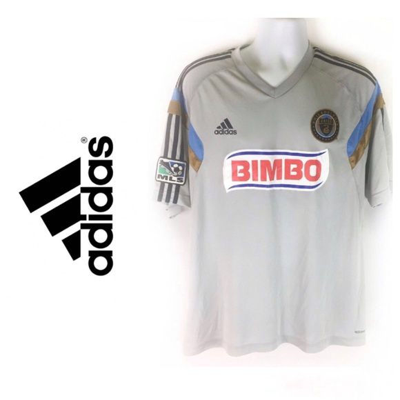 factory price 769b7 448a1 ADIDAS | Philadelphia Union MLS Soccer Jersey XL